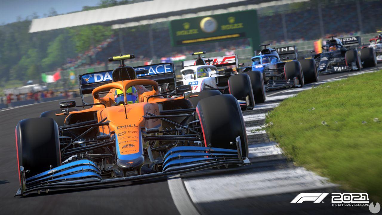 F1 2021 llega a PC con Nvidia DLSS, mejorando el rendimiento hasta un 65 % a 4K