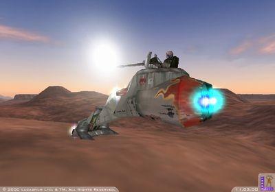 Imágenes de Star Wars Ep1: Starfighter