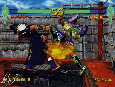 Más detalles de Fighting Vipers 2 - Vandal