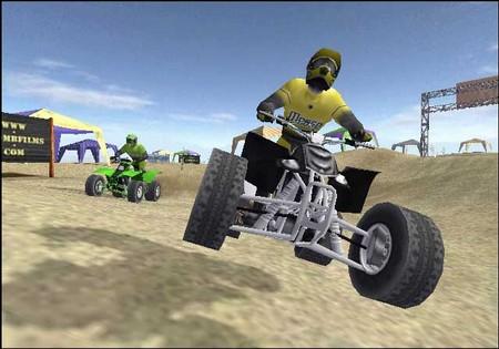 ATV Offroad Fury para PS2