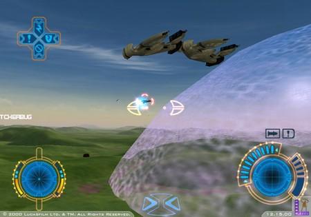 Nuevas imágenes de Ep1: Starfighter