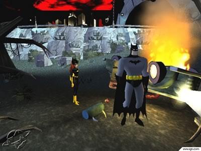 Nuevas imágenes de Batman Vengeance