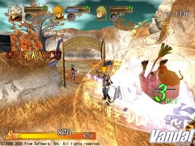Nueva información sobre Evergrace 2