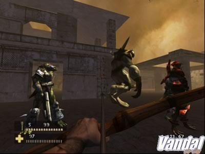 Nuevas imágenes de Turok Evolution