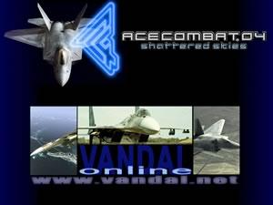 Fondo de escritorio Ace Combat 4