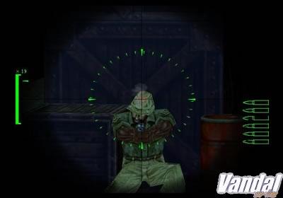 Nuevas imágenes de Soldier of Fortune PS2