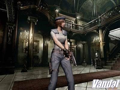 Resident Evil GCN: Jill Valentine