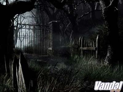 Nuevas imágenes de Resident Evil GC