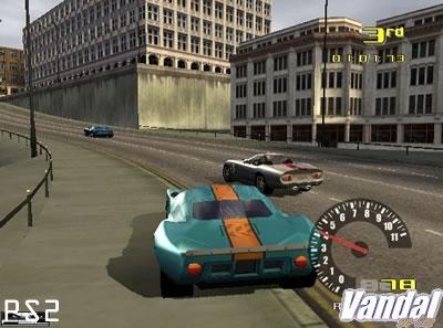 Infogrames anuncia TD Overdrive para PS2 y Xbox