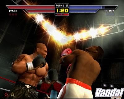 Nuevas imágenes de Mike Tyson Boxing