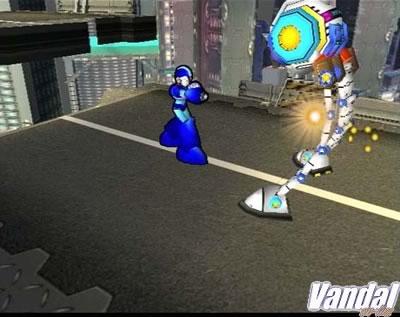 Im genes y wallpapers megaman x7 ps2 for Megaman 9 portada