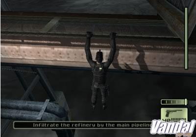 Nuevas imágenes de Splinter Cell en PS2