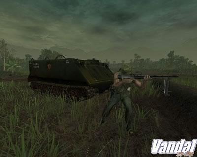 Men of Valor: Vietnam anunciado para PC y Xbox