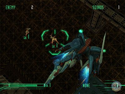 Nuevas imágenes de Zone of the Enders
