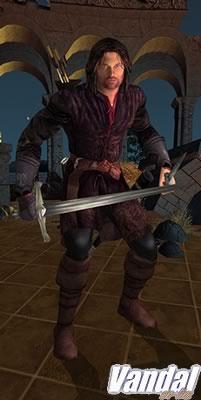 Imágenes y detalles de El Señor de Los Anillos de EA