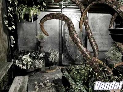 Resident Evil GCN: La Planta