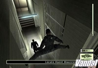Nuevas imágenes de Splinter Cell PS2