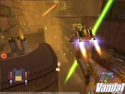 Nuevas imágenes de Star Wars: Bounty Hunter