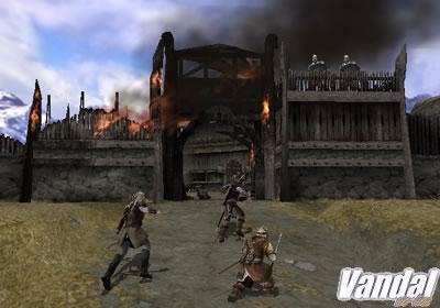 Nuevas imágenes de ESDLA: Las Dos Torres para PS2