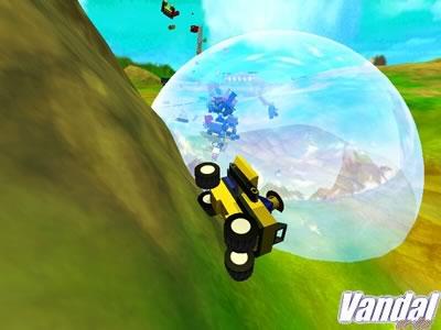 Primeras imágenes de Lego Racer 2