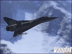 Nuevas imágenes de Ace Combat 4