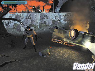 Primera imagen de Batman para PS2
