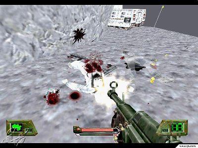 Imágenes de Soldier of Fortune PS2