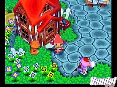 Imágenes, vídeo y novedades acerca de Animal Crossing