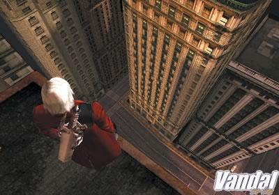 Primeras imágenes de Devil May Cry 2