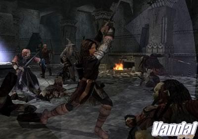 Imágenes de El Señor de los Anillos: Las Dos Torres para PlayStation 2