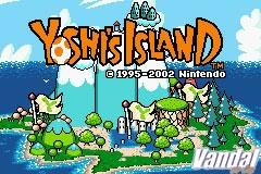 Yoshi's Island será Super Mario Advance 3