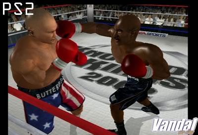 Primeras imágenes de Knockout Kings 2002