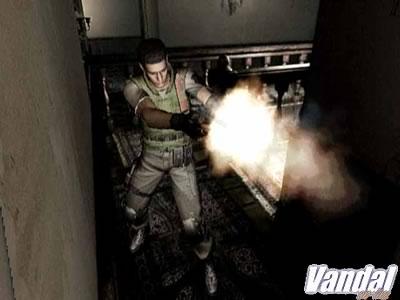 Más imágenes de Resident Evil GC