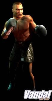 Primeras imágenes de Mike Tyson de nueva generación
