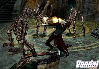 Nuevas imágenes de Devil May Cry 2