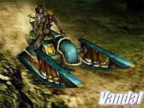 Nuevas imágenes de Final Fantasy X-2