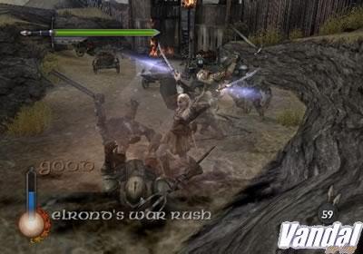 Nuevas imágenes de El Señor de los Anillos: Las Dos Torres PS2