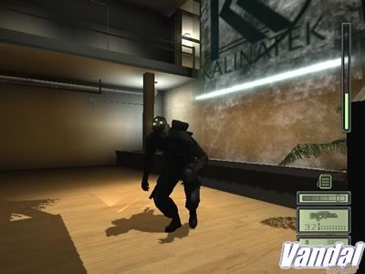 Nuevas imágenes de Splinter Cell