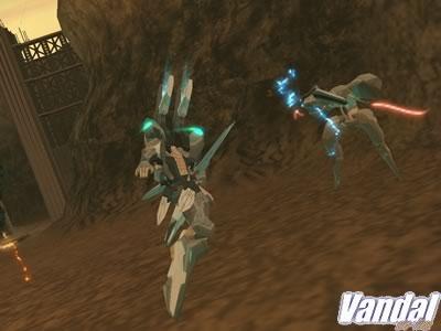 Nuevas imágenes de Zone of the Enders 2