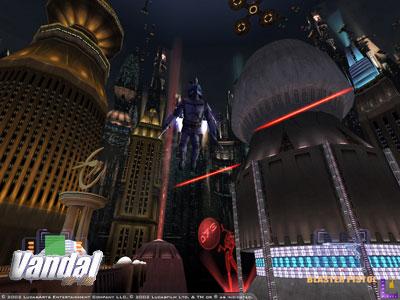 Lucasarts muestra Bounty Hunter para PS2/GC