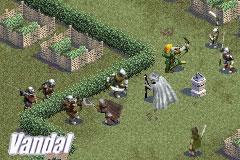 """Primeras imágenes de """"El Señor de los Anillos"""" para GBA"""
