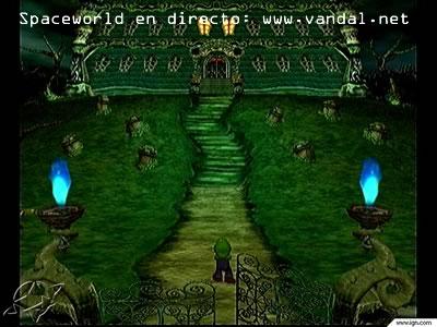 Nuevas imágenes de Luigi's Mansion