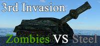 Portada oficial de 3rd Invasion - Zombies vs. Steel para PC