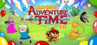 Portada oficial de Bloons Adventure Time TD para PC