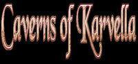 Portada oficial de Caverns of Karvella para PC