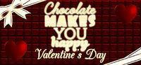 Portada oficial de Chocolate makes you happy: Valentine's Day para PC