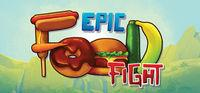 Portada oficial de Epic Food Fight para PC