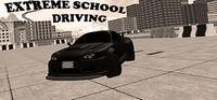 Portada oficial de Exteme School Driving Simulator para PC