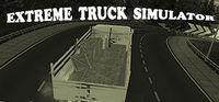 Portada oficial de Extreme Truck Simulator para PC