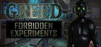 Portada oficial de Greed: Forbidden Experiments para PC